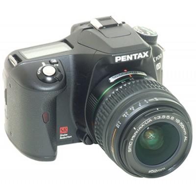 Зеркальная камера Pentax K100D Super. Б/У