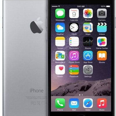 Apple iPhone 6 16GB Space Gray Б/У