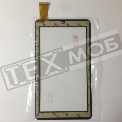 Тачскрин 184x104mm 30pin DYJ-700273-FPC, YCF0396-A, FM706701KE черный