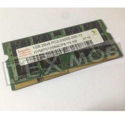 Оперативная память Hynix 1Gb 2Rx8 PC2-5300S-555-12 667MHz DDR2