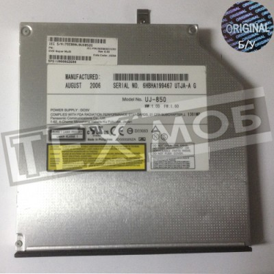 Привод DVD-RW   UJ-850