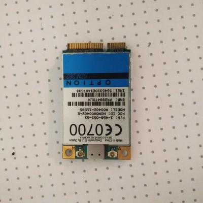 3G МОДЕМ OPTION GTM 382  Sony VGN-P39VRL