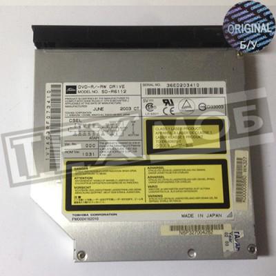 DVD R/RW Привод  Toshiba Satellite P25-S507  SD-R6112