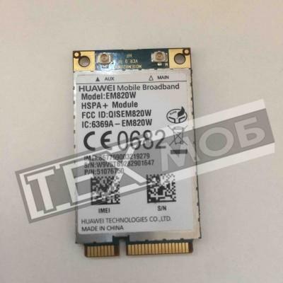 WI FI  Huawei EM820W для планшета Acer Iconia Tab A510