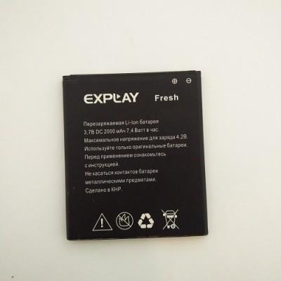 Аккумулятор Explay fresh