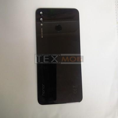 Задняя крышка с сканером Honor 8X JSN-L21  (черная) Orig