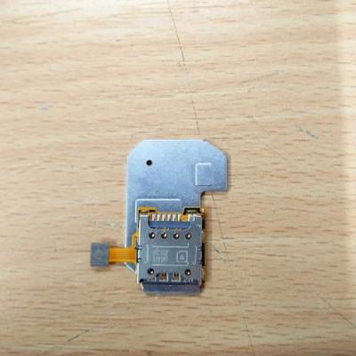 Шлейф с сим коннектором LG G4s Dual H734