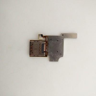 Шлейф с сим коннектором LG Spirit H422