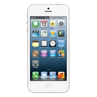 Apple iPhone 5 64GB Silver