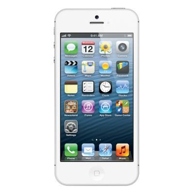 Apple iPhone 5 64GB Silver