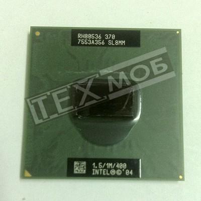 Процессор Intel Celeron M 370