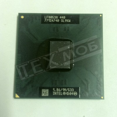 Процессор Intel Celeron M 440