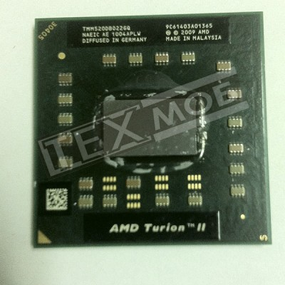 Процессор AMD Athlon II Dual-Core Mobile M320