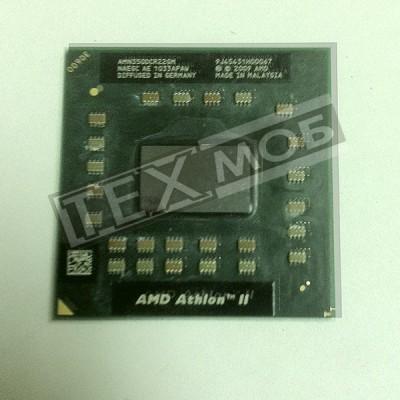 Процессор AMD Athlon II P340